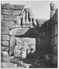 Fig. 1. Løveporten.