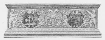 Renæssance. Italiensk Kiste. C. 1450.