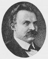 F. W. Nietzsche.