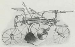 Fig. 7. Amerikansk Sulky-Plov.