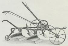 Fig. 8. Dansk Dobbeltplov.