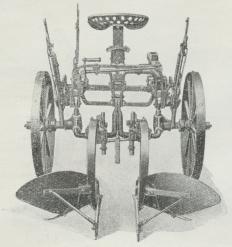 Fig. 9. Amerikansk Vendeplov.