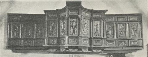 3. Renæssance, c. 1590 (Tise, Vendsyssel).