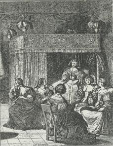 Fig. 4. Fransk Tapetseriseng.
