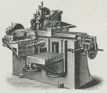 Fig. 1. Shapingmaskine.