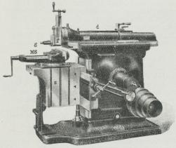 Fig. 2. Moderne Shapingmaskine.