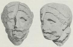 Hjelmklædt Hoved (Athena-Tempelet, Tegea).
