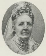 Dronning Sofie.