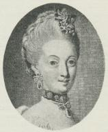 Dronning Sofie Magdalene.