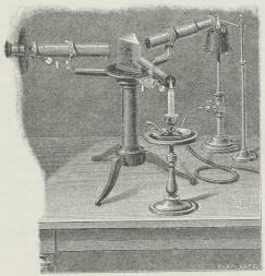 Fig. 3. Spektroskop.