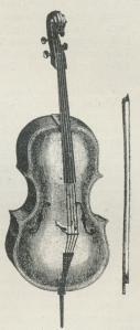 Violoncel.