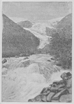 Fig. 2. Buarbræen (Hardanger).