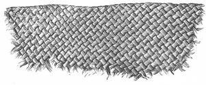 Ylletyg från bronsåldern. Halland. <su1</su/<su1</su.