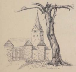 Møgeltønder Kirke.