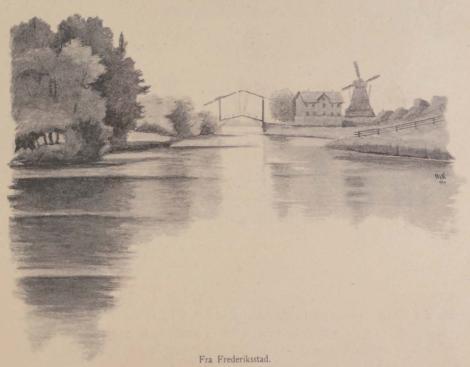 Fra Frederiksstad.