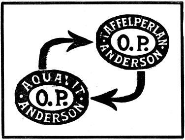 AQUAVIT O. P. ANDERSON – TAFFELPERLAN O. P. ANDERSON