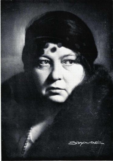 Sigrid Undset 1932.