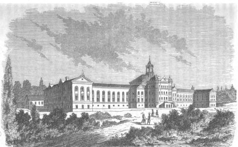 <biStockholms Nya Hospital för Sinnessjuka</bi<b(vid <span class=