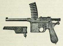 Mauserpistooli.