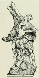 Perseus ja Andromeda<bPuget&rsquo;n mukaan.