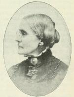 Susan Brownell Anthony.
