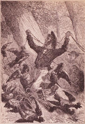 """""""Hurra!"""" utbrast han (sid. 70)."""