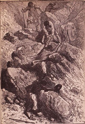 Man klättrade på, hvarandras axlar (sid. 114).