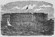 Fort Sumter.